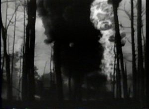 Flames Bar Rescue at Blazing Gusher Where Eight Met Death (1931)