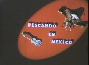 Pescando en México (1955)