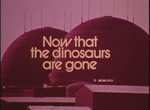 Now That the Dinosaurs are Gone (1974)