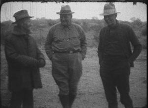 Hunting at Chupadera Ranch