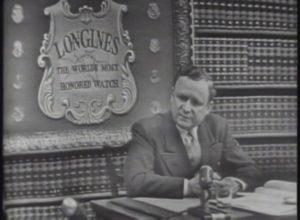 Longines Chronoscope with Price Daniel (1952)
