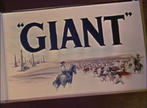 Giant Original Trailer (1956)