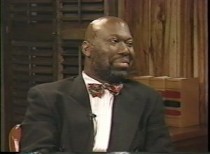 Austin Update with State Representative Ron Clark and Railroad Commissioner Michael Williams (1999)