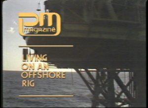 PM Magazine: Cognac Oil Platform (1980)