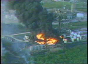 NBC News: Baytown Refinery Fire (1982)