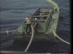 Containment and Recovery of an Offshore Oil Spill (1976)